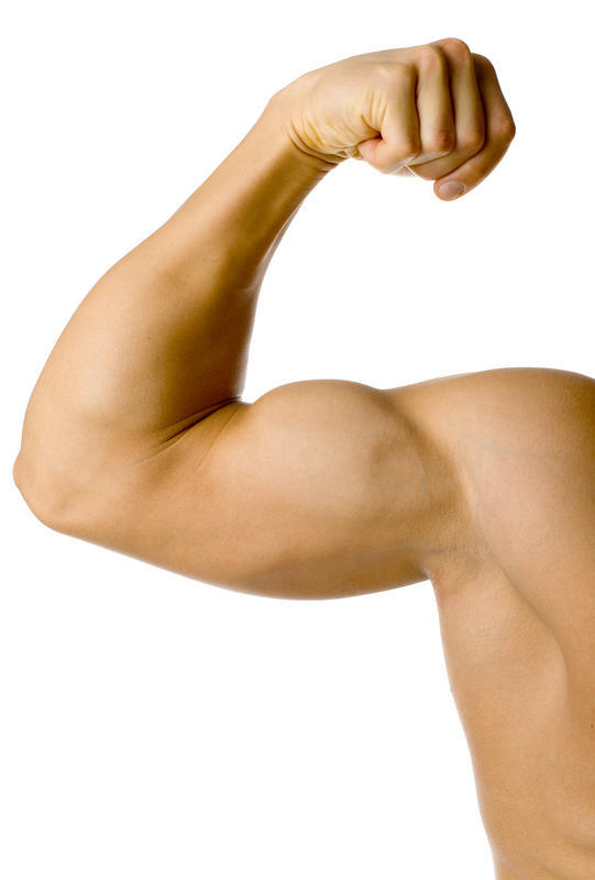 How do you treat a pulled tendons in your biceps?