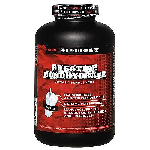 Does taking powdered creatine monohydrate affect young teen health?