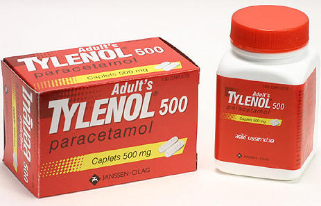 What is the parent company of tylenol (acetaminophen)?