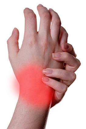 How should u go about healing wrist tendonitis?