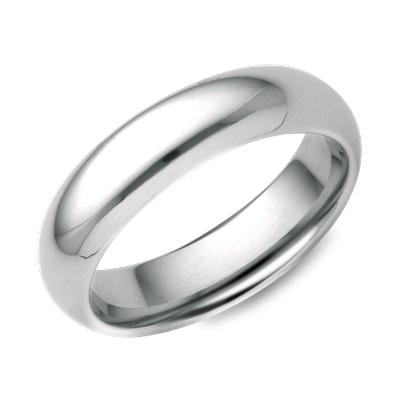 Can there be anything i can coat my wedding band with to prevent allergic reactions to the nickel?