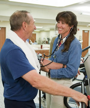 What should the ultimate goal of a cardiac rehab program be?