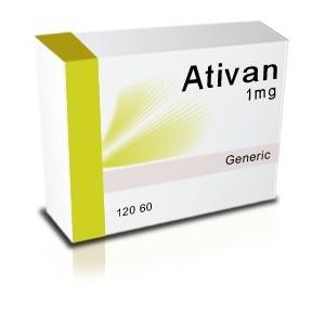 What is ativan (lorazepam)?