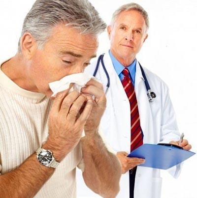 Can chronic sinus drainage lead to chronic bronchitis and asthma ?