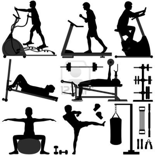Which type of exercise would elliptical training be?