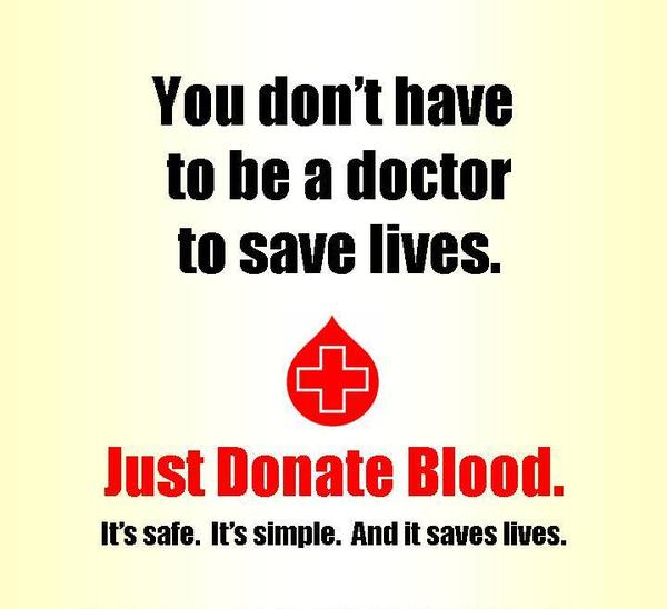 If blood donation is good for health?