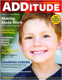 Does anyone know much about add or adhd?