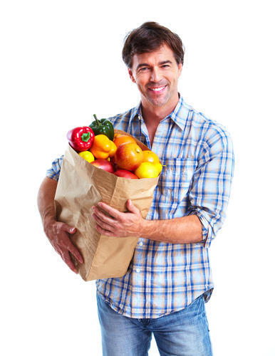 What are healthy types of foods should I fit into a diet?