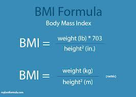 What's the best way for me to calculate body mass index for women?