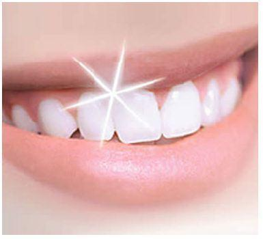 How do you whiten your teeth without brushing them?