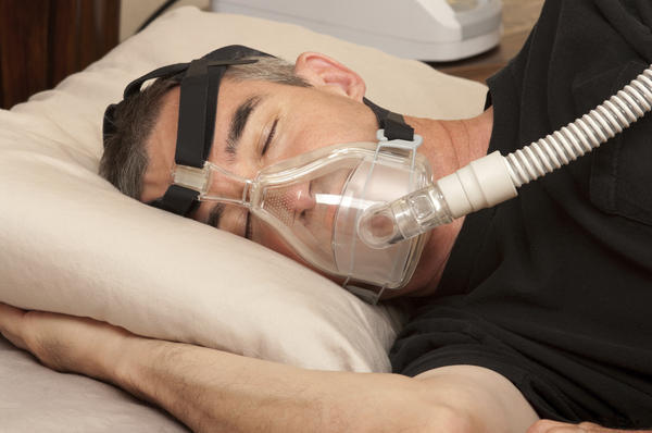 If you have pulmonary hypertension secondary to sleep apnea, how long did it take to develop?