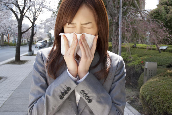 If I have lingering flu symptoms a month after having the flu, is that normal?
