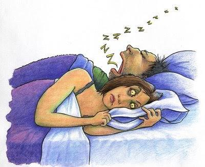 Can't sleep well during night time. Is there anybody call tell me how to solve and cure this snoring problem?