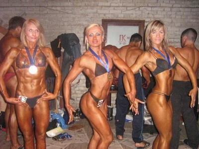 Can women take mutant mass muscle gainer?