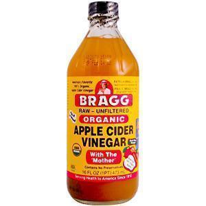 Is apple cider vinegar good for any home remedies?
