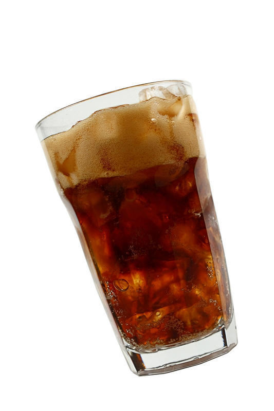 What are the negative and positive effects of drinking soda?