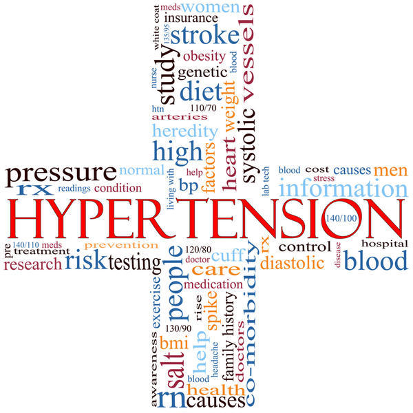 I'm 28 w/extensive blood clot history now high blood pressure wht could cause high BP at my age? Bp meds are not working
