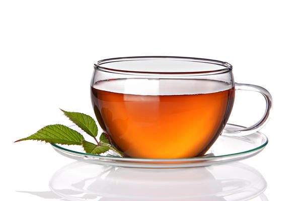 Does drinking warm green tea help with constipation ?
