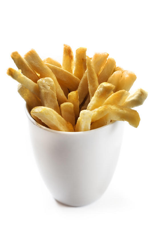 "Are potato chips and french fries still considered vegetables? Are they bad for you even if they are cooked in ""vegetable"" oil?"