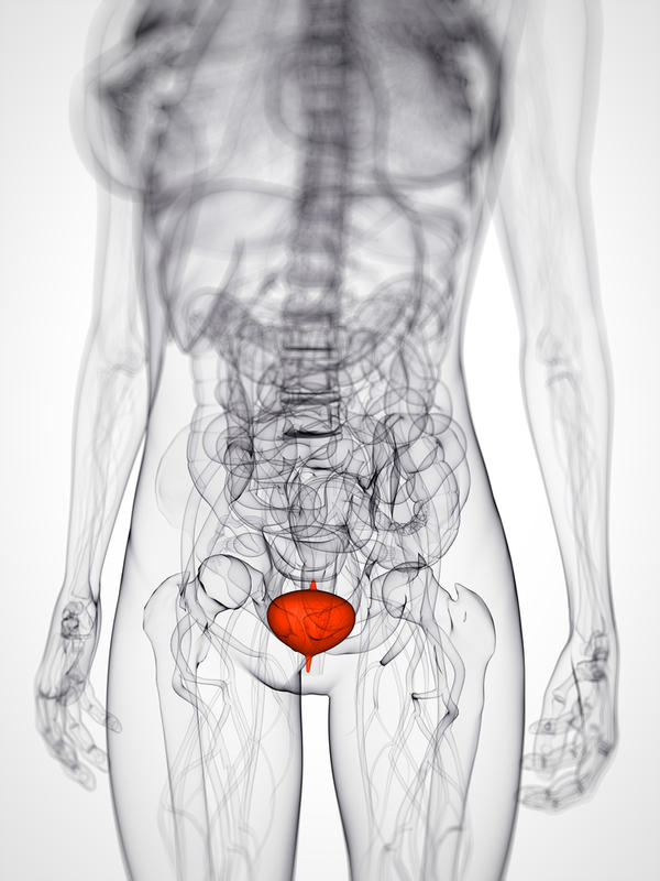 What can I do to reduce the pain of a urinary tract infection?