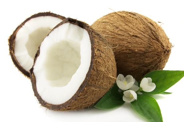 Can eating young coconut flesh will cause heart attack?
