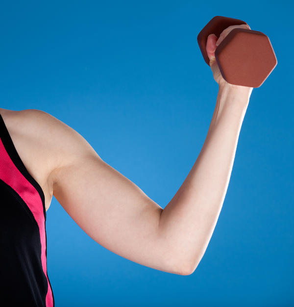 Does working out (lifting) cause shaky hands?