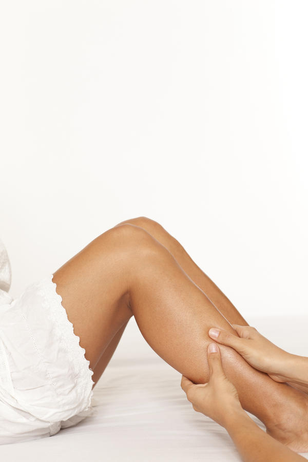 Why do u feel a bit of cramp at my calf muscle suddenly? Is this symptoms of some illness?