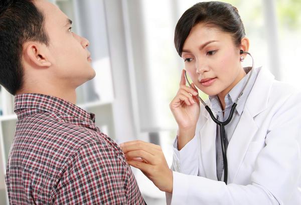 What is inferior basal ischemia?