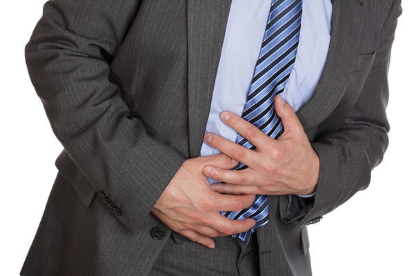 What can I do to reduce stomach distention caused by ibs?