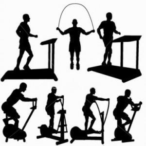 What's to be expected? Might walking and cycling on my exercise bike help me lose weight?