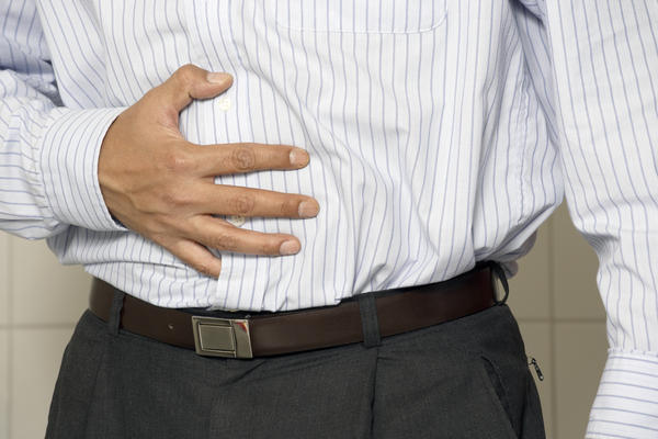 What to do if I have been having constant upper abdominal pain, what could be going on?
