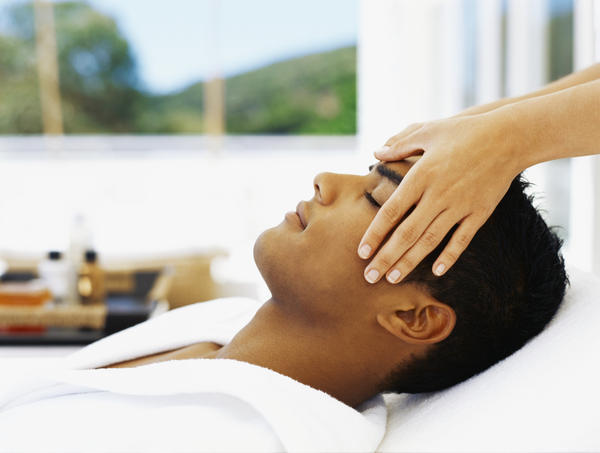 Can hair dressers and massage therapists give head neck shoulder massages around swollen lymph nodes?