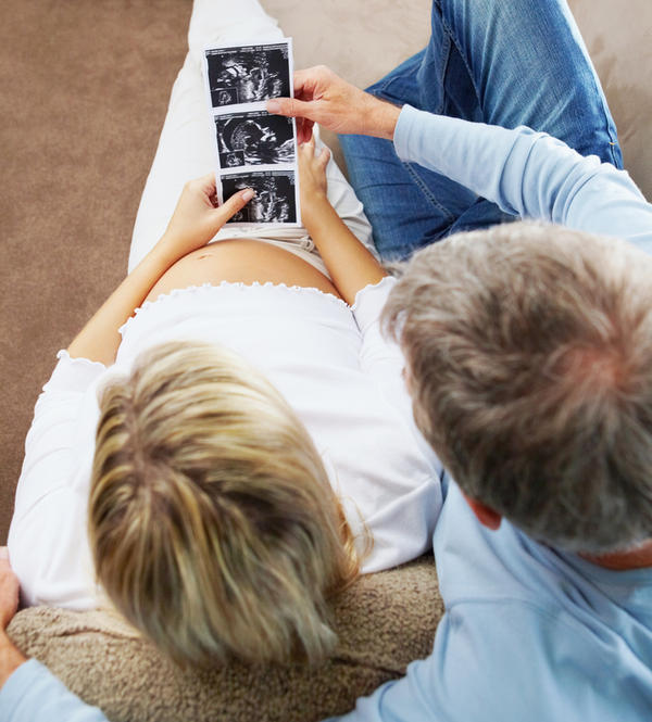 Is a pregnancy scan accurate on weeks that you are not?