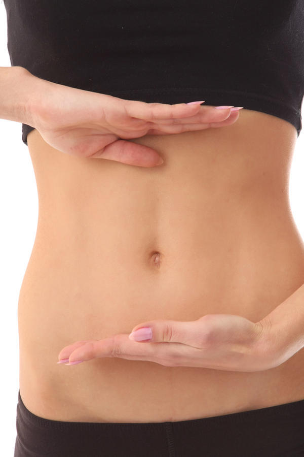 Which foods do doctors think are best to eat to get a flat stomach?