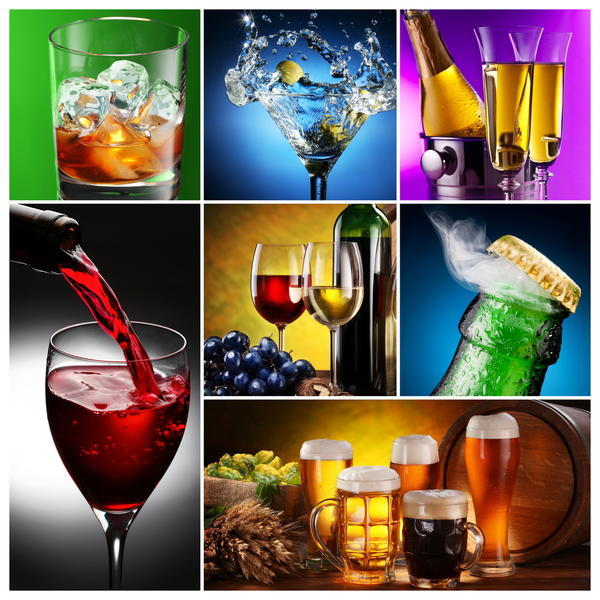 Why would alcohol have such a health anomaly?