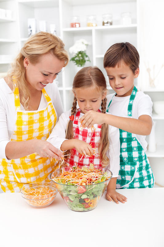 Can you please list a few healthy food that kids would like?