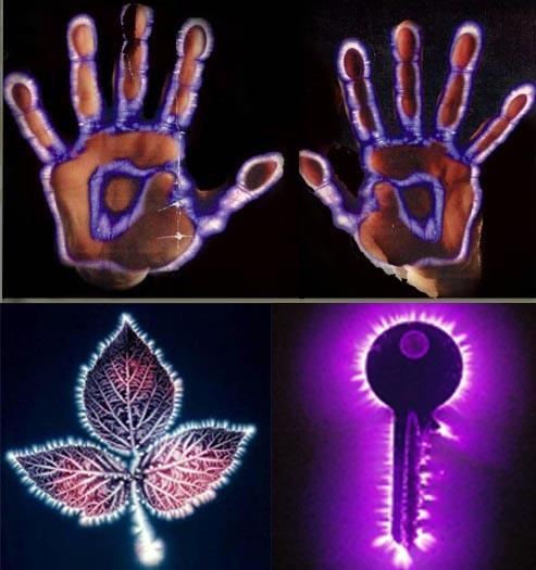 How does kirlian photography relate to the criminal justice feild?