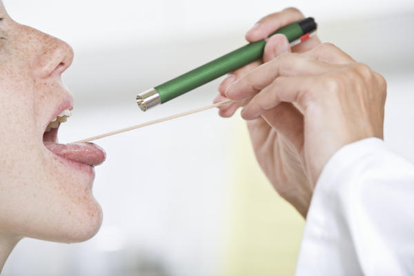 Might I refuse an oral cancer exam?