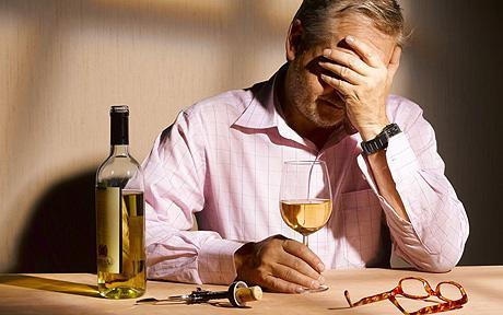 How should chronic alcohol abuse affect cholesterol levels?