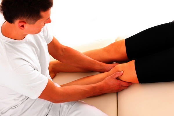 How can you treat shin splints i've had for two weeks?