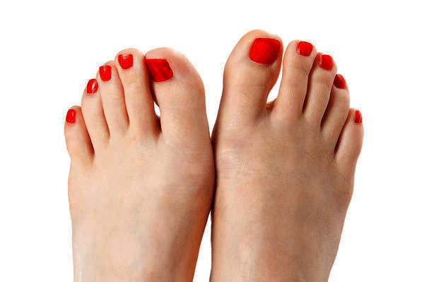 Does it get rid of nail fungus on toe?
