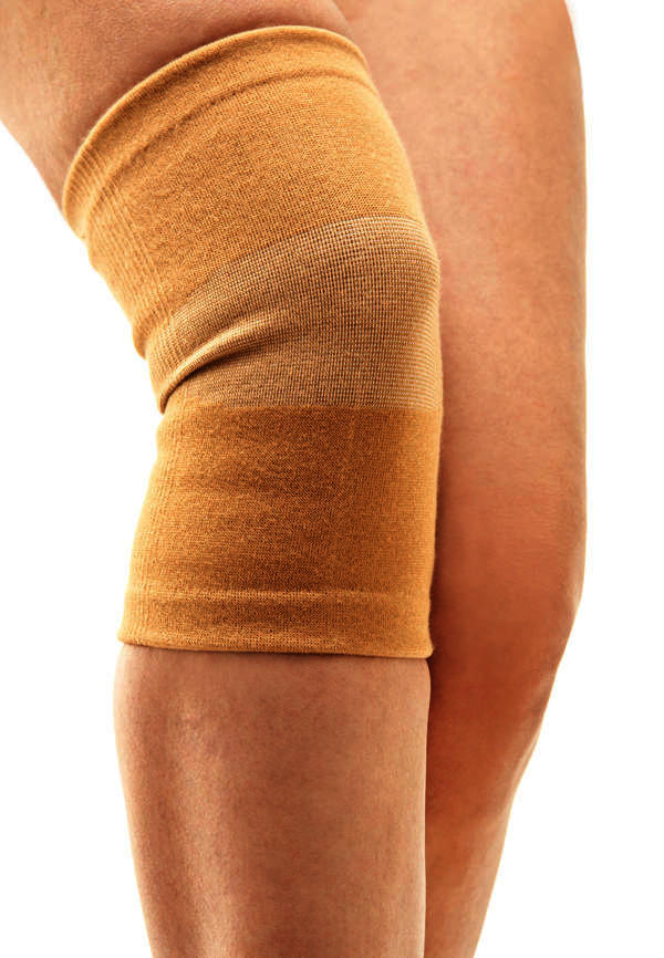 How long does a  wrenched ligament in the knee take to heal?
