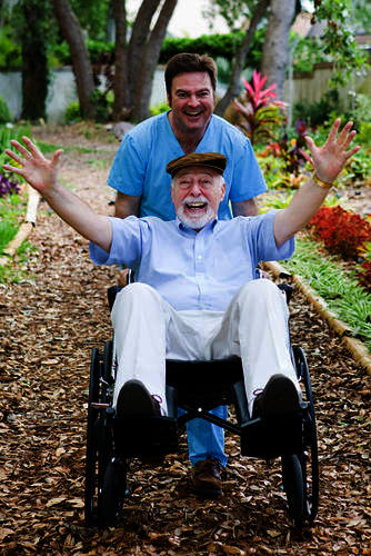 How do we daughters find the best nursing home for our elderly parent?