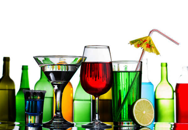 Can drinking alcohol be a reason for having a late menstrual period?