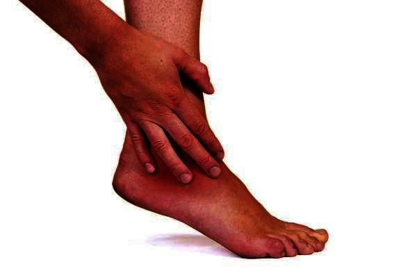 Is there a faster way to heal from an ankle sprain?