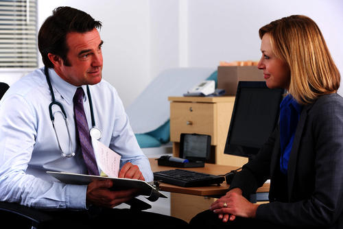 What does my first appointment with a GI doctor be like?