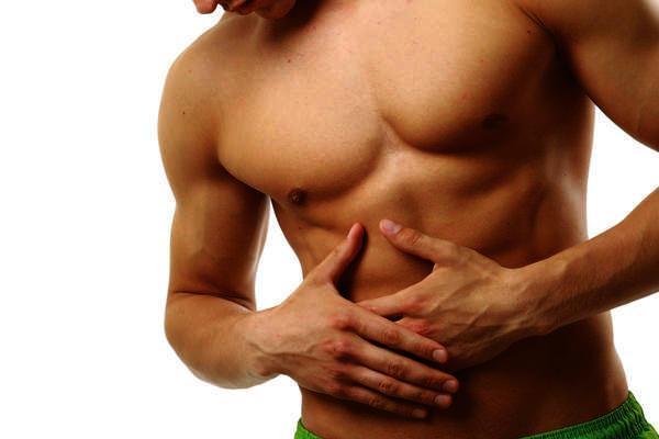 How can I put an end to flabby chest and belly after weight loss?