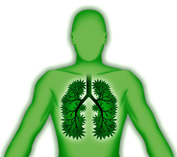 How can you treat early lung diseases?