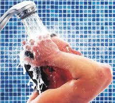 Is it possible to use to much soap or shampoo in shower for bathing to cause toxic symptoms?