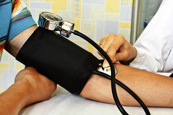 Could there be a reason to take blood pressure medication forever?